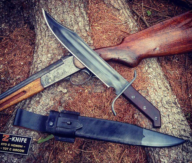 cold steel frontier bowie knife 88csab купить