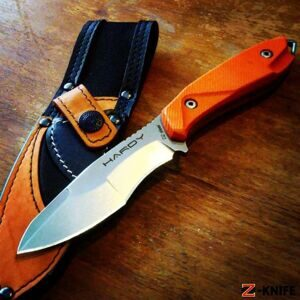 Нож Mr.Blade Hardy Orange
