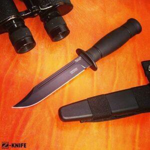 Нож Mr.Blade Партизан (Partisan) черный - Магазин Z-Knife. Купить Mr.Blade Партизан (Partisan) черный.
